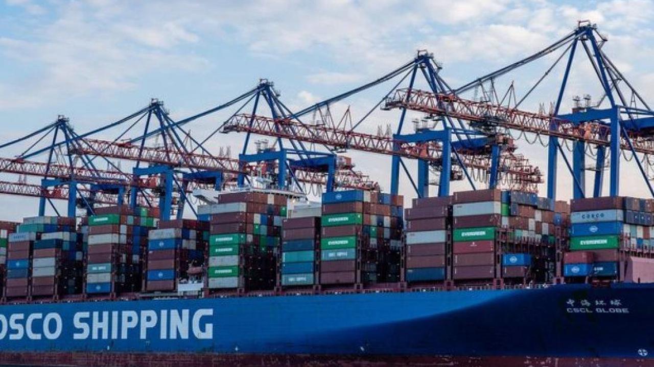 Chinesen steigen beim Hamburger Hafen ein