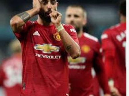 Forget Fernandes: See The Feat This Player Acheived Against West Bromwich Albion.