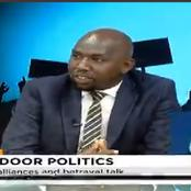 Murkomen Clears The Air on Raila And Ruto Forming a Coalition