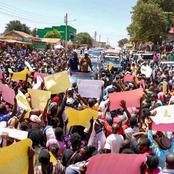 Raila's Message To The People Of Mwatate After A Kingly Welcome