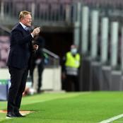 Koeman reveals one dangerous problem Barca players still have despite beating Ferencvaros