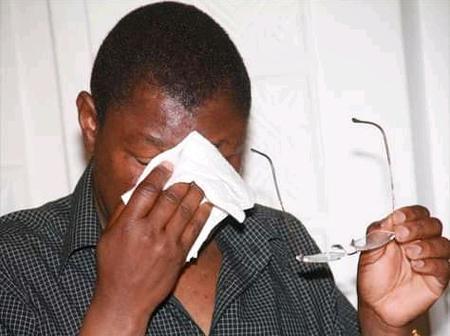 Ford Kenya Leader Moses Wetangula is Mourning