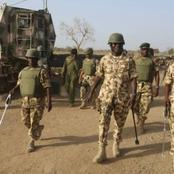 Check Out The Number Of Soldiers That Left Nigerian Army In The Last Five Years And Why They Did So