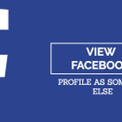 How To View Your Facebook Profile As Someone Else Does