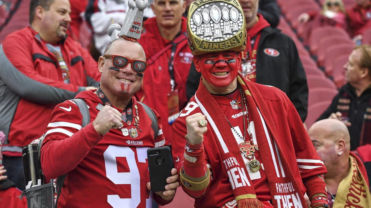 Thank you, Niners Nation!