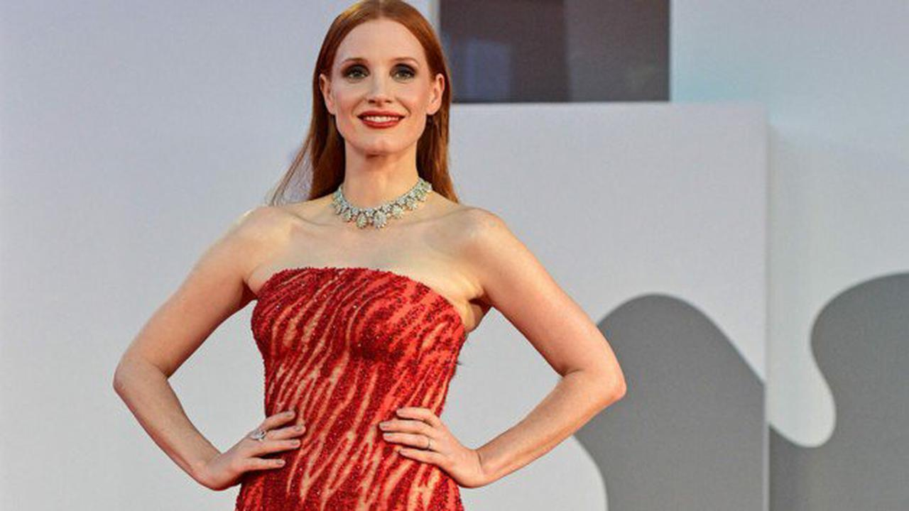 Jessica Chastain: Mit jedem Outfit andere Frau