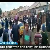 Eldorado Park, Two suspects arrested for torture and murder.
