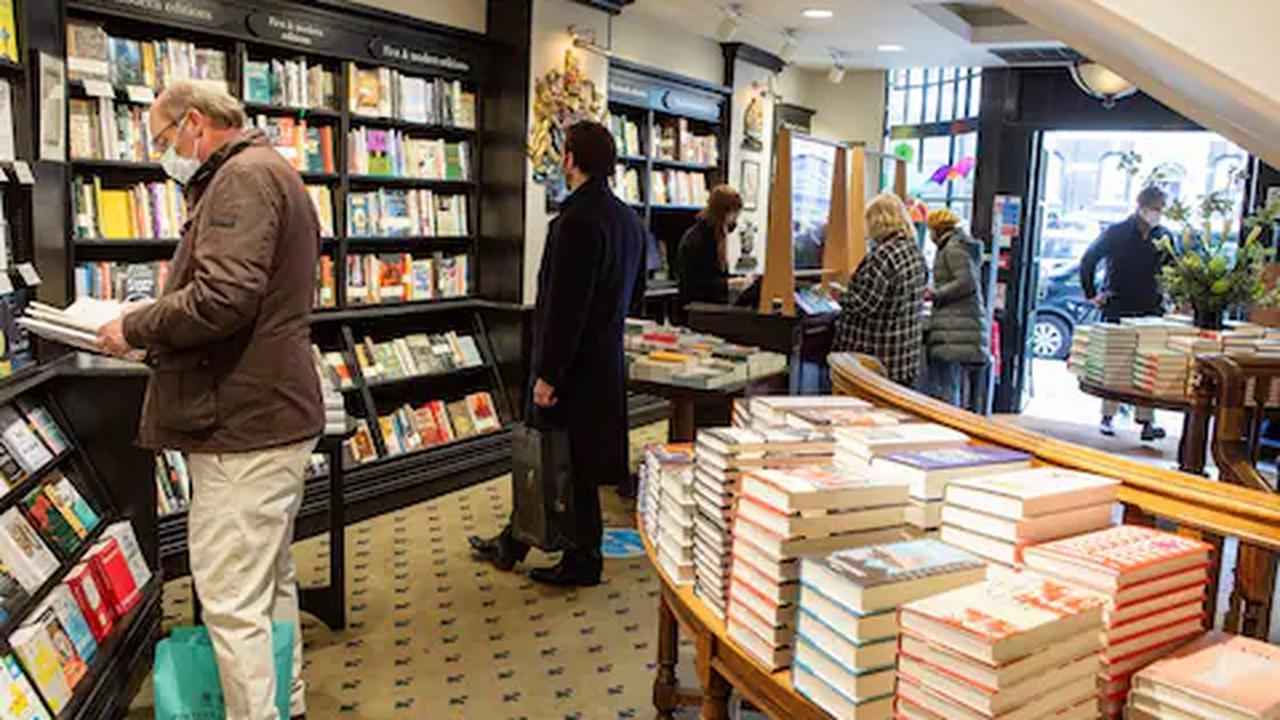 'We've been waiting for this day': London's oldest bookshop welcomes back customers