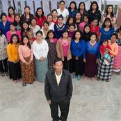 Meet the Indian religious leader with 39 wives and 94 children who allegedly needs more wives