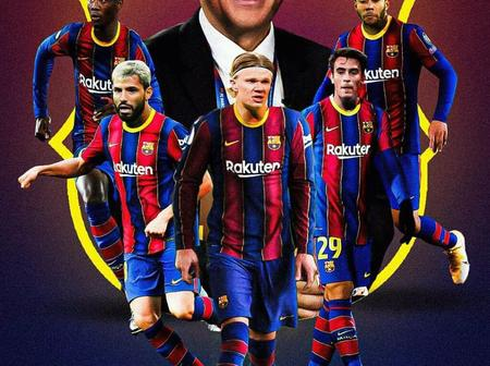 Done deal for F.c Barcelona.
