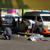 Multitudes gunned down at MTN taxi rank shootings