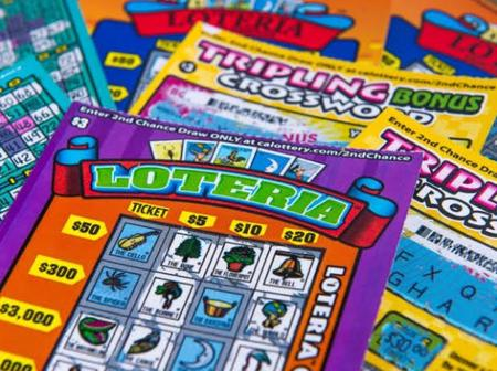 Lottery Millionaires that are now broke.