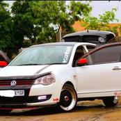 Haibo : Here's The Polo That Shook The Whole Mzansi 😂