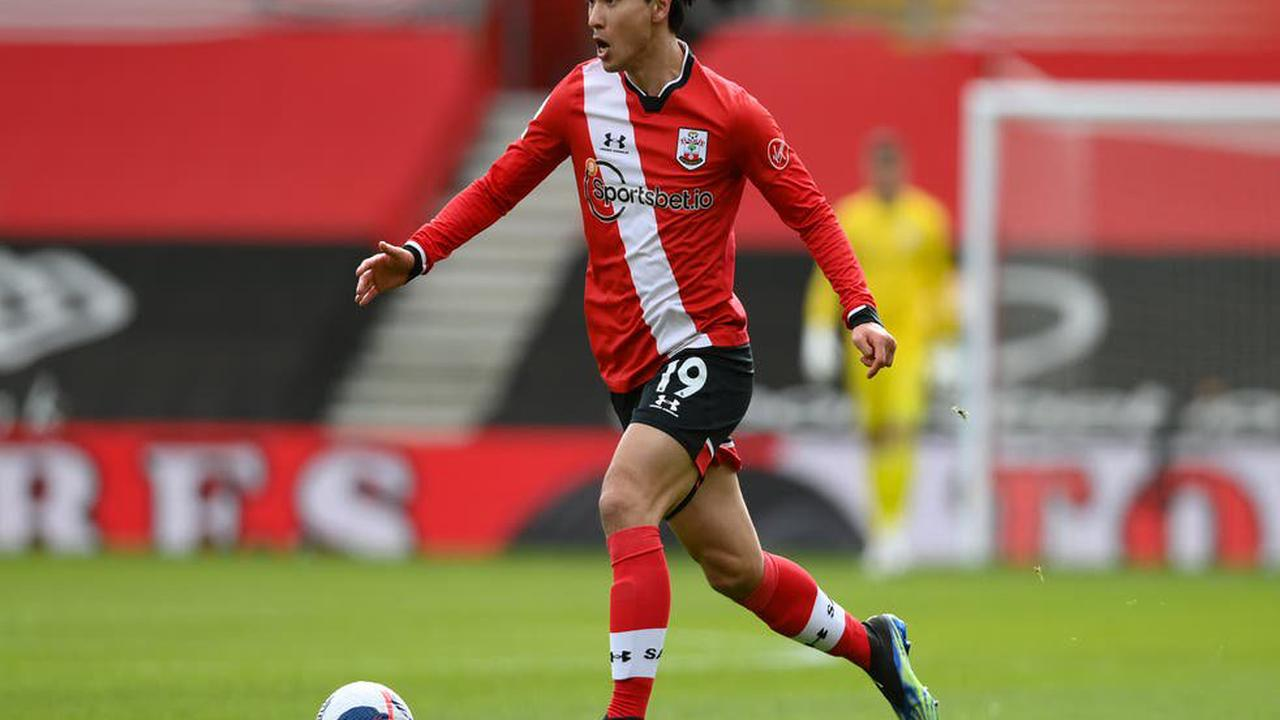 Liverpool loanee Takumi Minamino 'surprised' by January exit as Southampton forward offers update on future