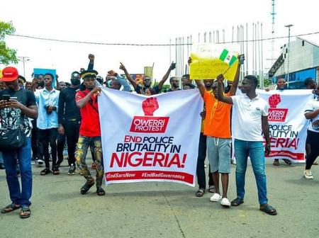 #EndSARS: About 5,000 Imo Youths Embark On Prayers To Seek God's Intervention