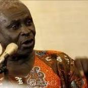 Deuil : Sansan Kouao, le ''fétiche'' de Laurent Gbagbo est décédé en exil