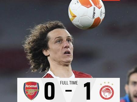 Things are getting tough on Arsenal