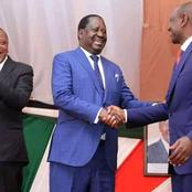 Jubilee Official Passes a Message to 2022 Presidential Hopefuls, Says Uhuru is Mt Kenya's Kingpin