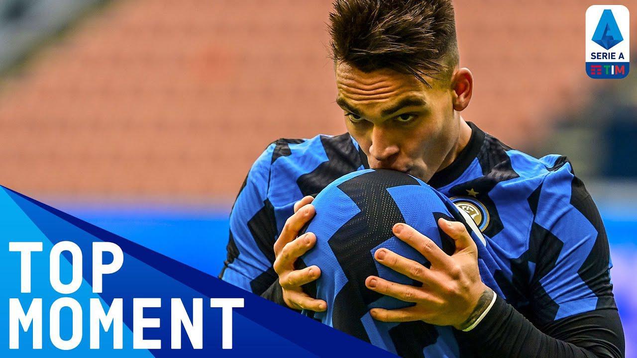 Martínez Scores His First Hat-trick For Inter!