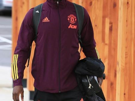 Barça star and Usain Bolt react after Man Utd release their players' new photos ahead of PSG clash