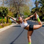 Ophela Mhlauli is all about health and fitness