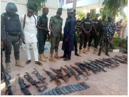 Mixed reactions from Nigerians as some Bandits surrender in Zamfara