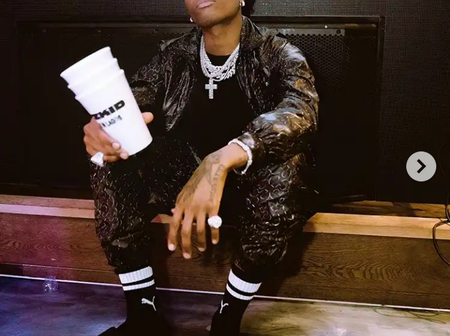 Wizkid shares photos of his team that helped him put his recent album (Made In Lagos) together