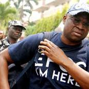 Gunshots as security operatives whisked Fayose away from southwest PDP congress