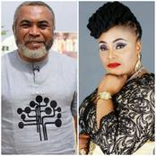 Zack Orji's Wife Stuns In Lovely Photos As She Celebrates Her Daddy