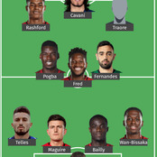 Opinion: Manchester Can Defeat Fulham easily with this starting eleven