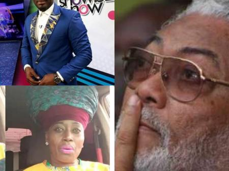 Joy News Investigative Journalist Boldly Hints On What Rawlings Told Him Before Dying.