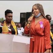 See Moment Nengi Donates N1m For Fund Raising To Build Homes For The Elderly In Bayelsa State