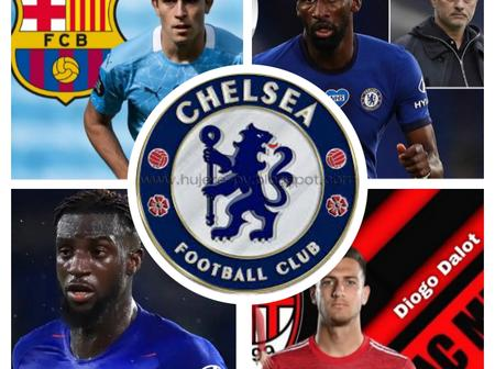 Deadline Deals: Chelsea Star Sets To Undergo Medical For His New Club, Barca To Sign New Player