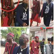 See Who Was Spotted With Sowore Today As He Appeared In Court For Trial(Photos)
