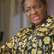 Bathabile Dlamini should take the ANC to court for her pension payment not given to her, Opinion