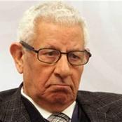 تفاصيل اللحظات الأخيرة في حياته وسبب وفاته.. أسرار عن الكاتب الصحفى الكبير مكرم محمد احمد