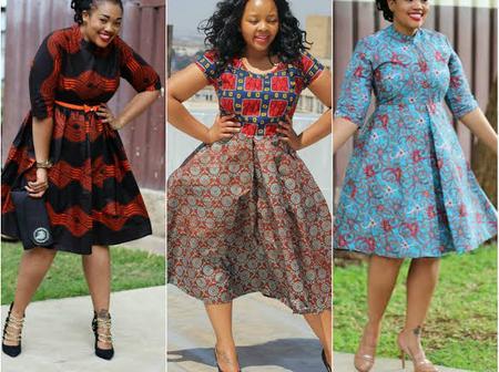 40 Beautiful Ankara Styles For Plus Size Ladies.