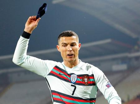 What Cristiano Ronaldo Said After Their Game Against Serbia Shows Dedication To His Country