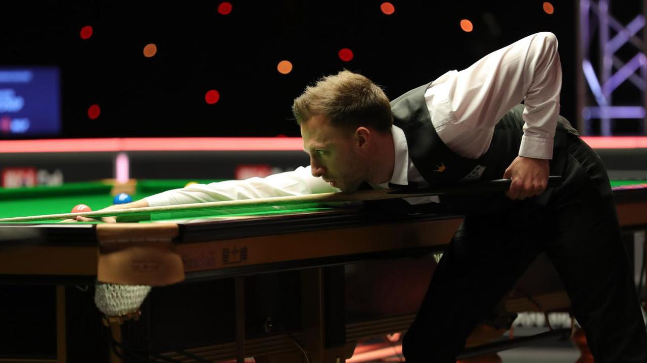 German Masters 2021: Judd Trump sinks stunner - 'One of the greatest long-ball potters of all-time'