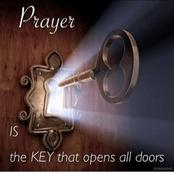 Say these Prayers Points To Open Doors of Opportunities In your Life.