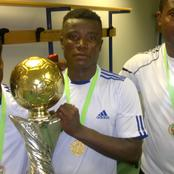 Hearts of Oak's centenary anniversary trophy is still in Nigeria - Ricangy