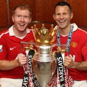 'It could be another 20 years before Manchester United win a PL title' Ryan Giggs