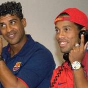 Do you remember former Barcelona manager Frank Rijkaard? Check out his latest pictures