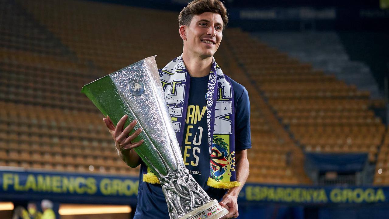 Real Madrid close in on £51m Pau Torres transfer to replace Man Utd-bound Raphael Varane
