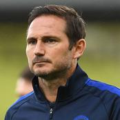 Chelsea Manager, Lampard, set to be fired