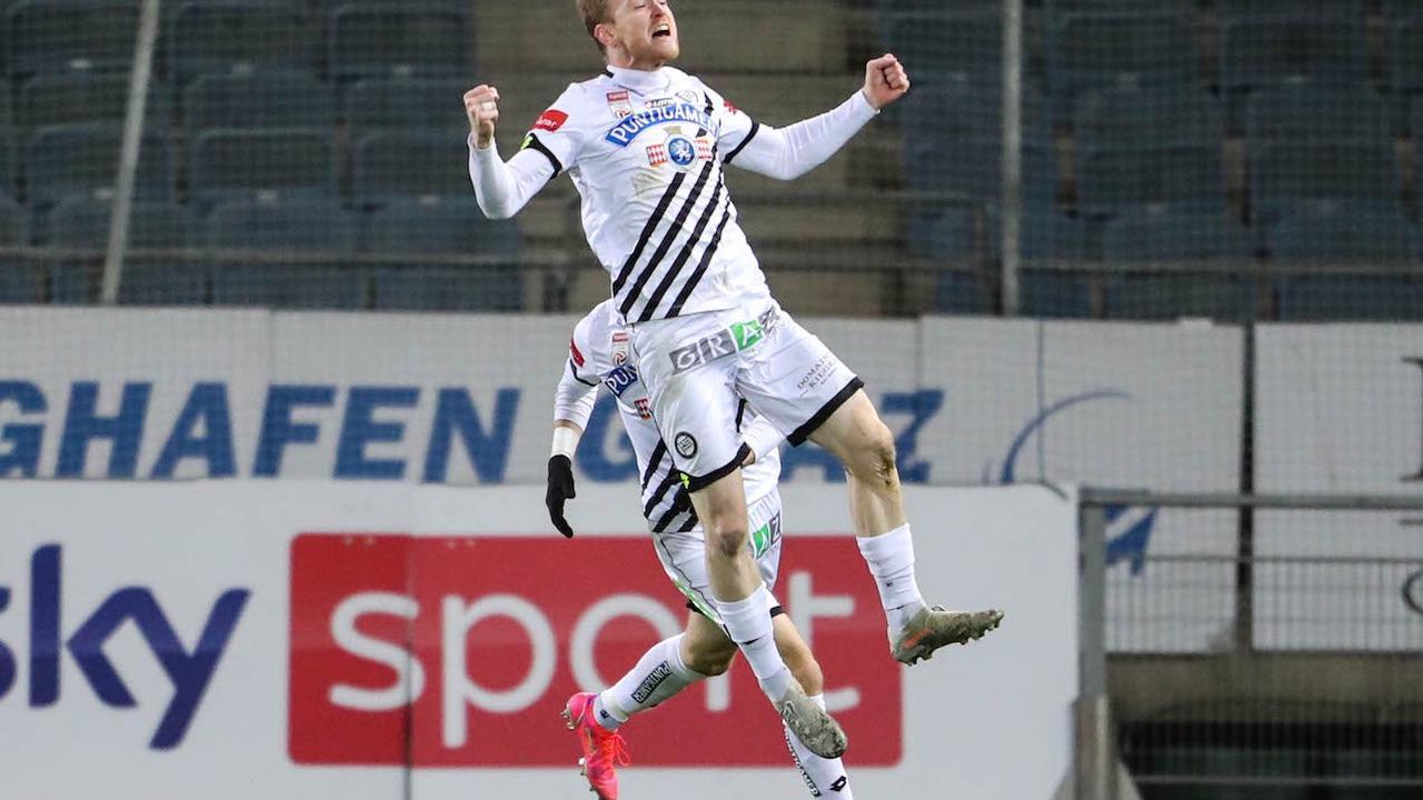 Nach Vertragsende bei Sturm Graz: Kevin Friesenbichler hat neuen Klub