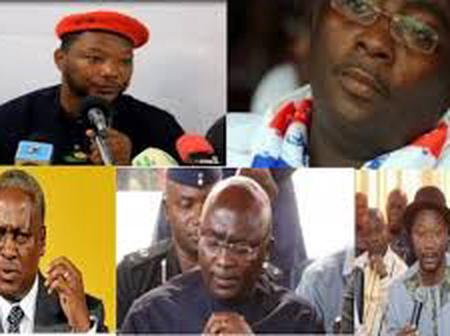 """""""You and Nana Addo are the landlords of promises """" : Bernard Mornah to Dr Bawumia"""