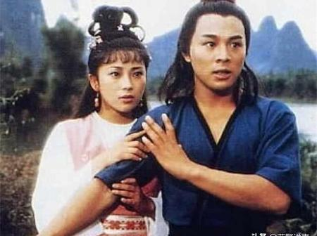 Did you Know JET Li' Ex wife Co Starred With Him in