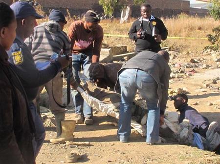 Police shoot Zama Zamas in Benoni