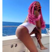My Mom Said You People Should Stop Bullying Me - DJ Cuppy Says As She Shares Adorable Photo